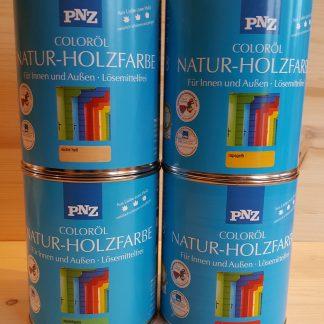 Beutenschutz Color Öl