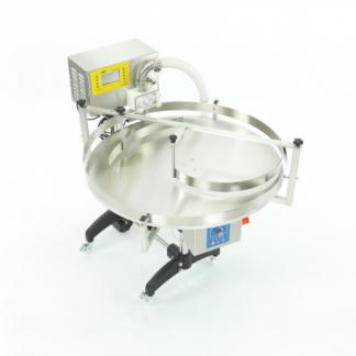 Abfüllmaschinen und Honigpumpen Swienty & Lyson